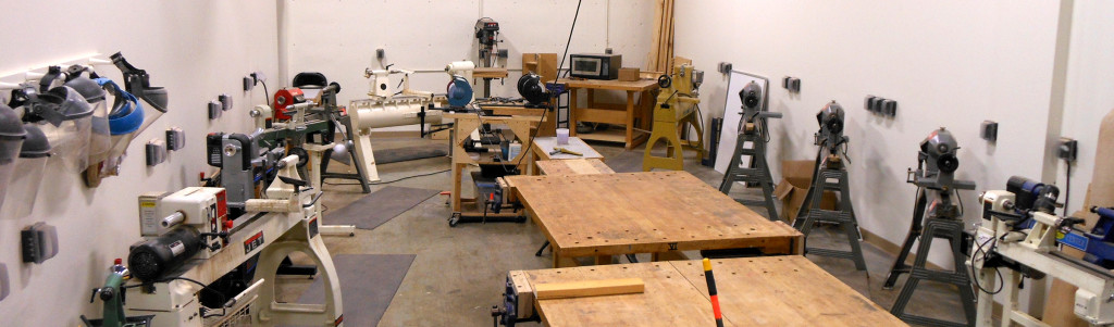Lathe Studio Shot