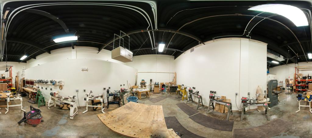 lathe studio