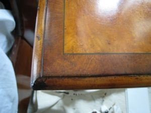 Table spot repair 4